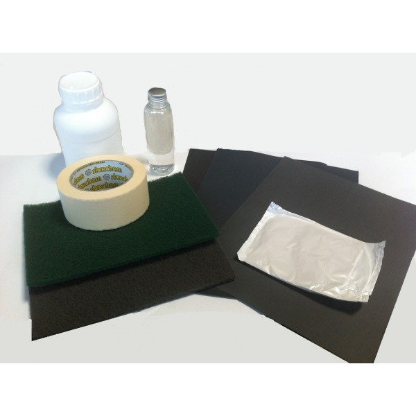 karrosserie vorbereitungssatz vor der lackierung. Black Bedroom Furniture Sets. Home Design Ideas