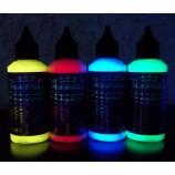 4 Farben für Blacklight Set standard