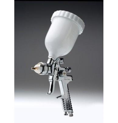 Chrom Sprühpistole HVLP 1.4 mm