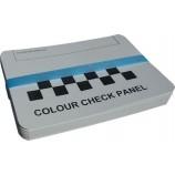 Metallplatten für Lack Bemusterung (x100)