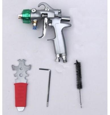 Spritzpistole mit doppelter Düse für Verchromung