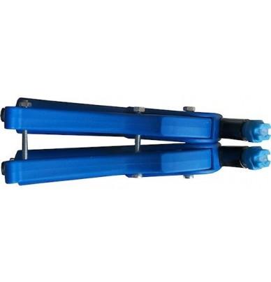 Plastikzerstäuber mit doppelter Düse für Versilberung