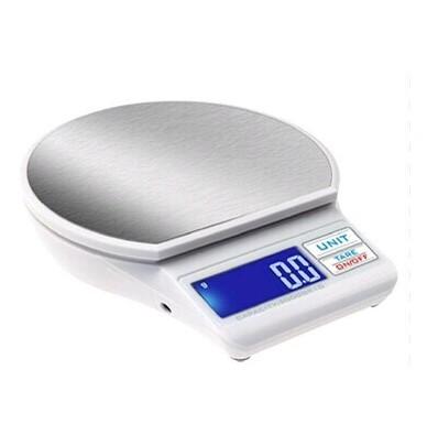 Tragbare Digitalwaage 0.1g - 3 kg