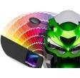 Motorradlack für sämtliche Herstellerfarbtöne - Lösemittelhaltige Base zu lackieren