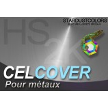 CELCOVER - 2K Polyurethanklarlack für direkten Halt auf Metallen.