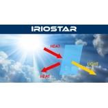 Sonnenwärmebeständiger Firnis - IRIOSTAR