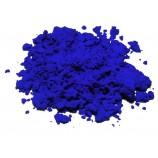 Ultramarinblaue Pigmente Rein