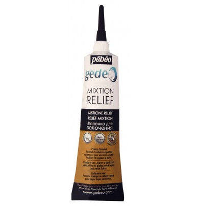 Leim für Relief Vergoldung - Relief Mixion 37ml