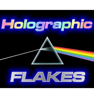PAILLETTES HOLOGRAPHIQUES 68µm