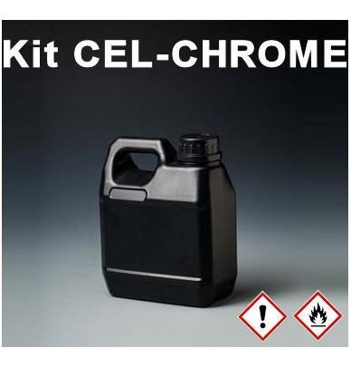Cel-Chrome Nachlack für Chrom