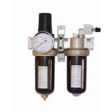 Schmierfilterregler für Pressluft