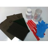 Werkzeugkit für die Epoxidharzanwendung