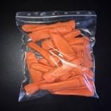 Handschuhe von Fingern aus Kautschuk - Anteil 100