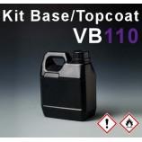 Hängung Basis für VB110 Verchromung