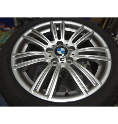 Felgenlackierung BMW - FELGEN SILBER
