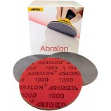 5 Abschleif-und Polierscheiben ABRALON 1000 bis 4000
