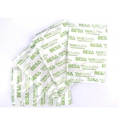BESA TackCloth Staubwischtücher – ein Packet von 10