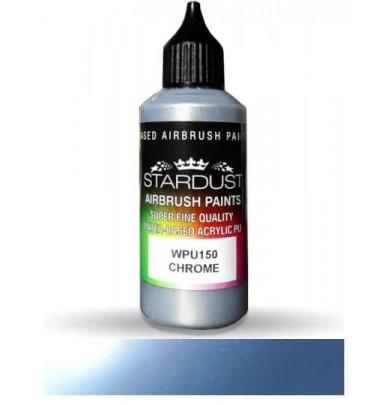 Spiegeleffektfarben für Airbrush-Pinsel