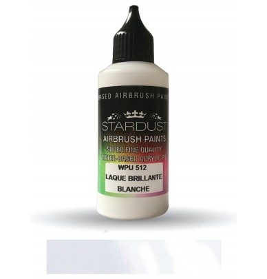 Acryl-Glanzlack - 6 Farben