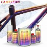 Komplettes Kit für Fahrräder – Chamäleon-Effektlack