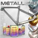 Komplettpaket von metallisertem Lack für Fahrrad- 23 Farben zur Auswahl