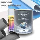 Reaktive Primer für transparentes oder farbiges PVC und Kunststoffe