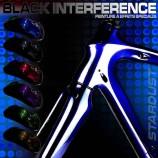 Black Interference Fahrradlackset - 6 Farben