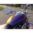 MOTO Kit complet Peinture Cameleon (Couleur au choix)