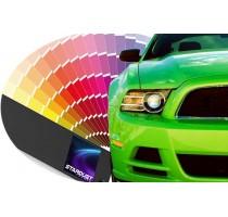 Farbcode Autos