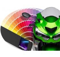 Lackcode für Motorräder und Roller - Farbe im Topf oder Spray
